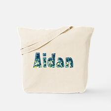 Aidan Under Sea Tote Bag