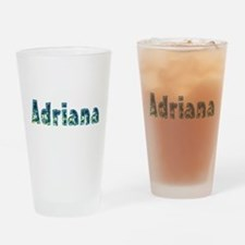 Adriana Under Sea Drinking Glass