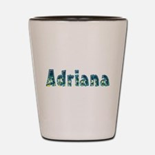 Adriana Under Sea Shot Glass