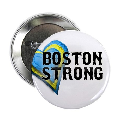 "Boston Strong 2.25"" Button"