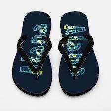 Alana Under Sea Flip Flops