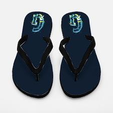 G Under Sea Flip Flops