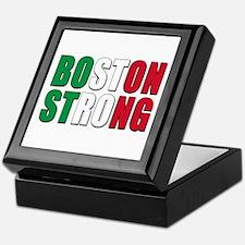Italian Boston Pride Keepsake Box