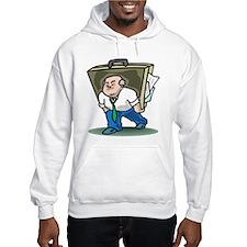 Businessman Hoodie