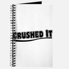 Crushed It - Pitch Perfect Journal