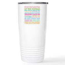 Momisms Travel Mug