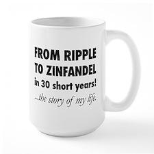 Ripple to Zinfandel Mug
