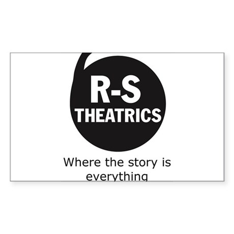 Logo with Tag Sticker