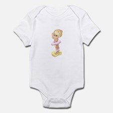 Ballet Recital Infant Bodysuit