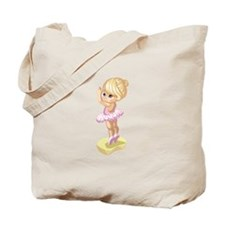 Ballet Recital Tote Bag
