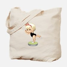 Ballet Lessons Tote Bag