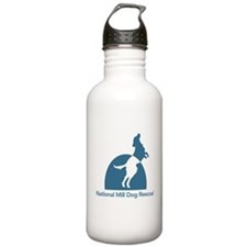 National Mill Dog Rescue Water Bottle