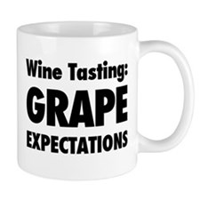Grape Expectations Mug