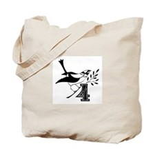 Vintage Fourth Day Tote Bag