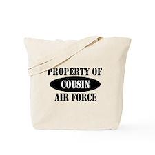 AF Cousin Property Tote Bag