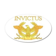 Invictus Eagle Wall Decal
