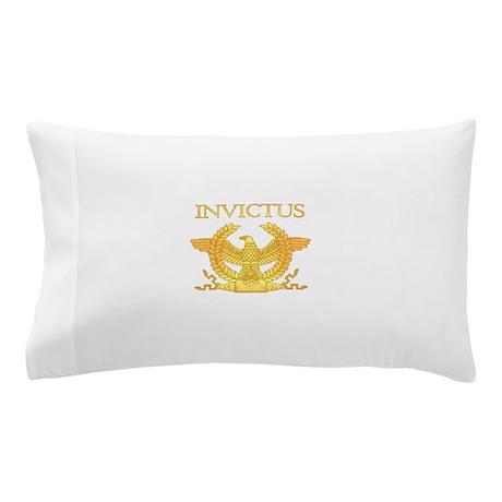 Invictus Eagle Pillow Case