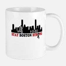 Stay Boston Strong April 15 2013 Mug