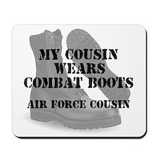AF Cousin wears CB Mousepad