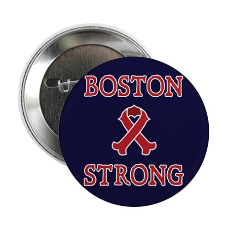 "Boston Strong Ribbon 2.25"" Button (10 pack)"