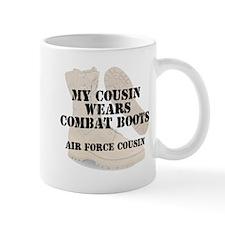 AF Cousin wears DCB Mug