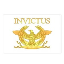 Invictus Eagle Postcards (Package of 8)