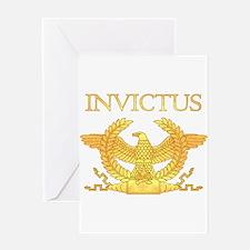 Invictus Eagle Greeting Card