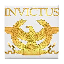 Invictus Eagle Tile Coaster