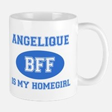 Angelique is my home girl bff designs Mug