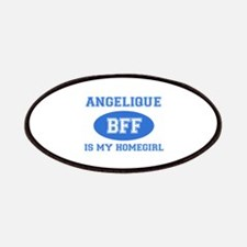 Angelique is my home girl bff designs Patches