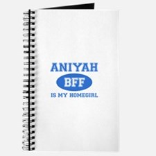 Aniyah is my home girl bff designs Journal