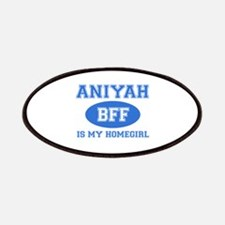 Aniyah is my home girl bff designs Patches