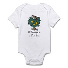 First Day of Christmas Infant Bodysuit