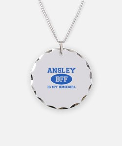 Ansley is my home girl bff designs Necklace