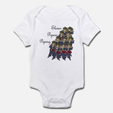 Eleventh Day of Christmas Infant Bodysuit