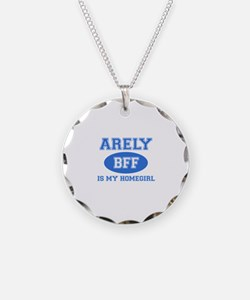 Arely is my home girl bff designs Necklace