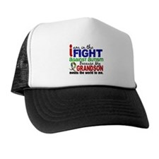 In The Fight 2 Autism Trucker Hat