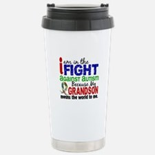 In The Fight 2 Autism Travel Mug