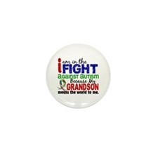 In The Fight 2 Autism Mini Button (10 pack)