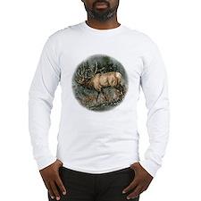 Elk I Long Sleeve T-Shirt
