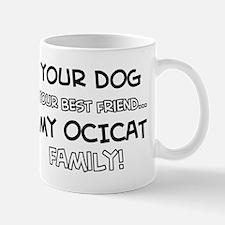 Ocicat Cat designs Mug