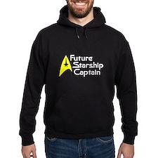 Future Starship Captain Hoody