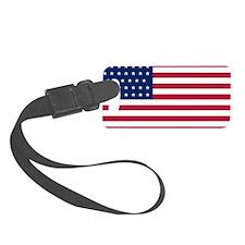 US - 34 Stars Flag Luggage Tag