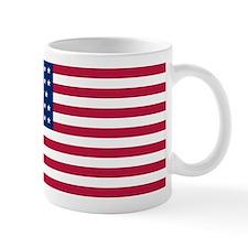 US - 34 Stars Flag Mug