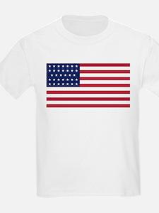 US - 34 Stars Flag T-Shirt