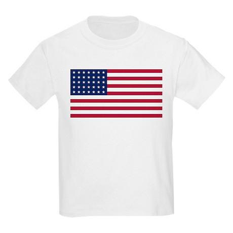 US - 35 Stars Flag T-Shirt