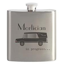 Mortician in progress Flask