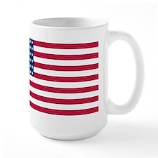 US - 48 Stars Flag Mug