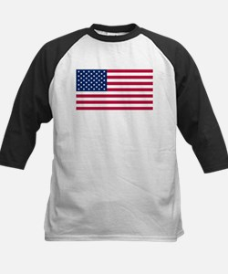 US - 50 Stars Flag Baseball Jersey
