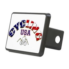 USA Cycling Hitch Cover